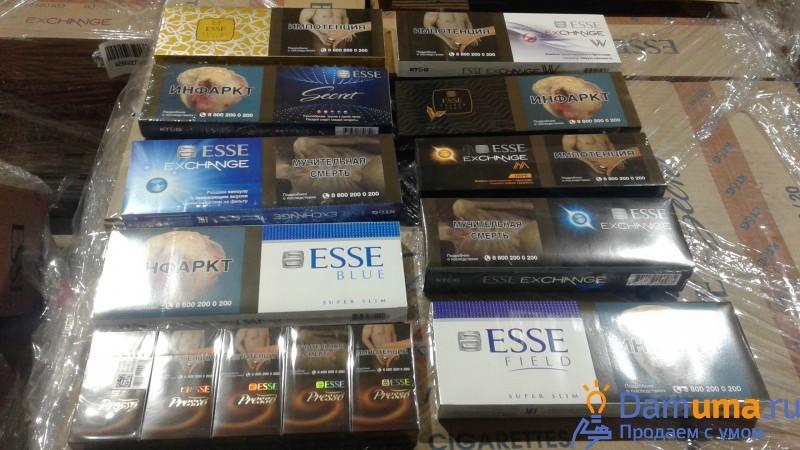 Купить сигареты esse в санкт петербурге электронные одноразовые сигареты hqd состав